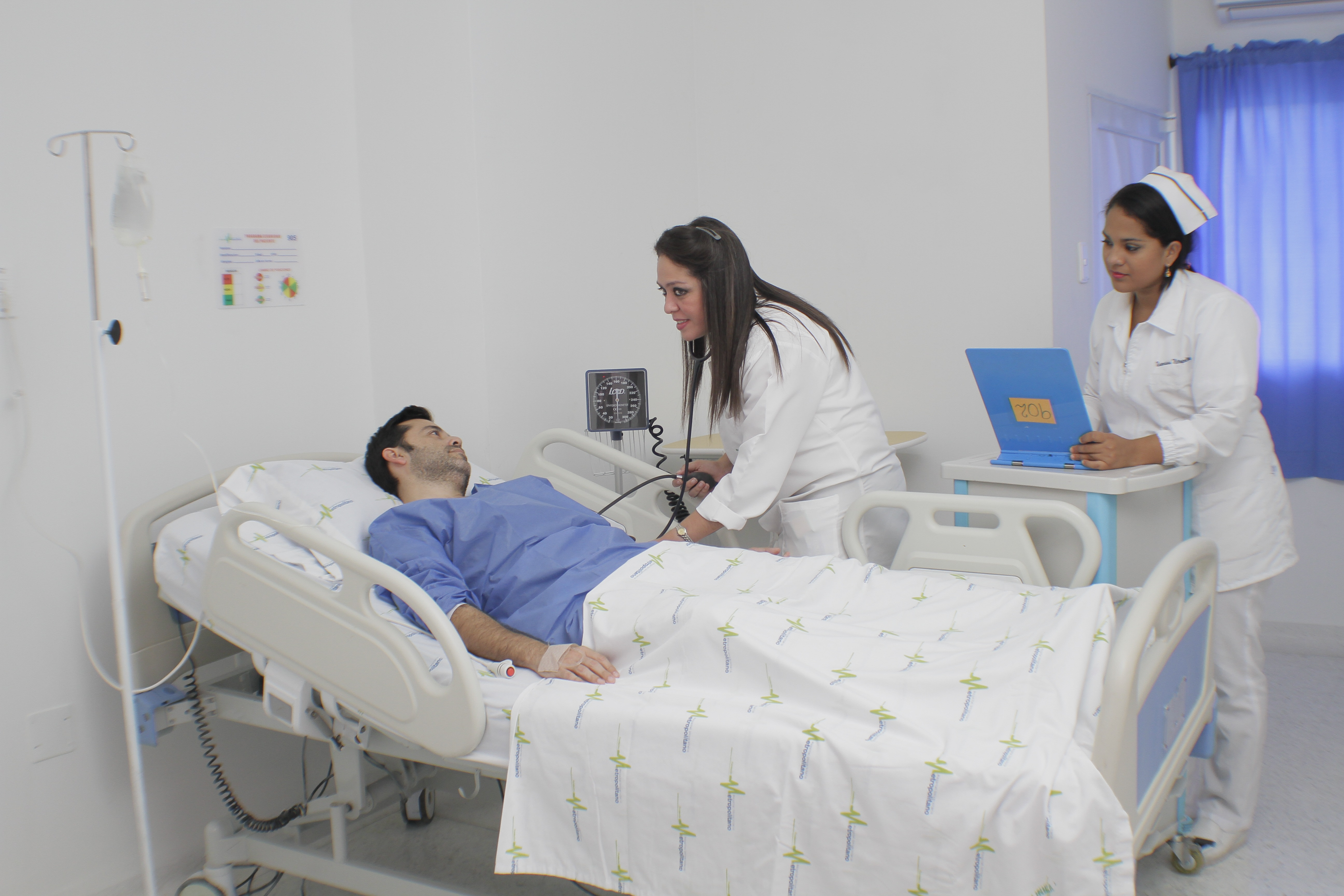 Servicio de Hospitalización